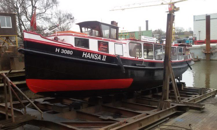 Hansa 2 kommt